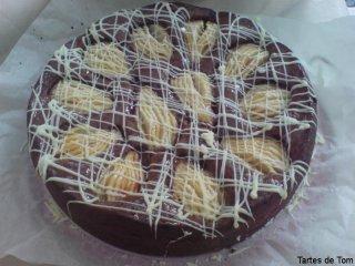 Birnen-Mocca-Kuchen