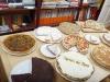 Catering mit Quiches und Tartes