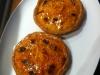 Dinkeltartelette mit Mandarine und Hibiskus