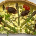 Klarer Sieg fr grn-schwarz-gelb  unsere Mai-Quiche