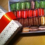 Macarons-Kreationen à la Tartes de Tom