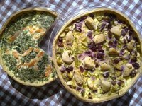 Quiches von Tartes de Tom